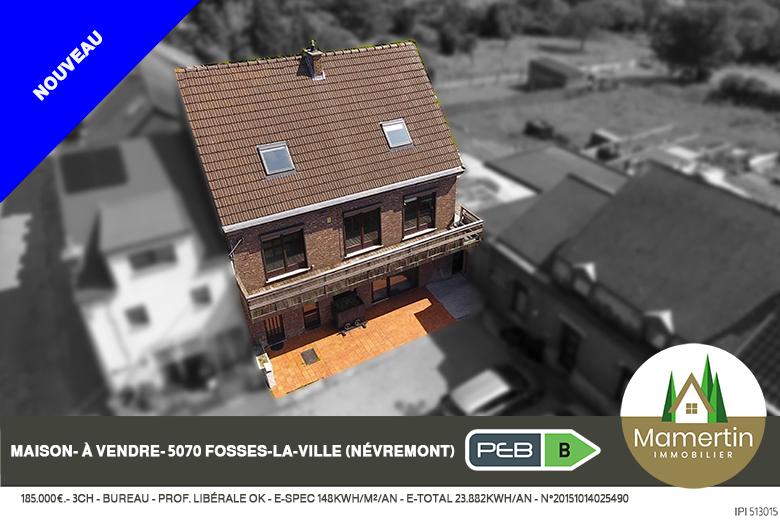 73 rue de Névremont, 5070 Fosses-la-Ville (Névremont)